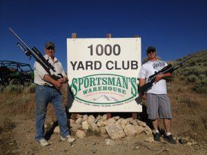 1000 Yard Club Members